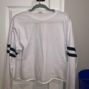 NWOT brandy shirt